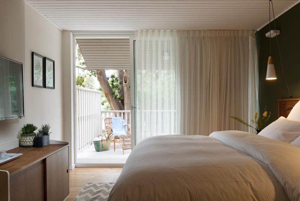 חדרים מלון ניאה ספא